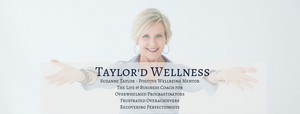 Suzanne Taylor Positive Wellbeing Mentor