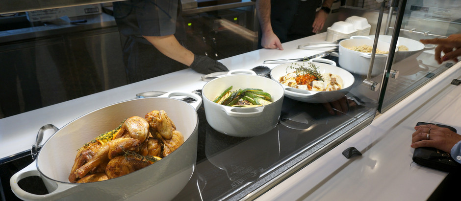 Preparing for the Future of Foodservice