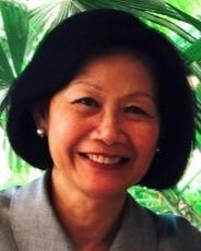 Mrs. Sim Hayward, Australia's Sister Cities Coordinator