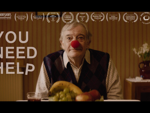 You Need Help short film review