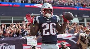 The Patriots got Antonio Brown, so invest in Sony Michel