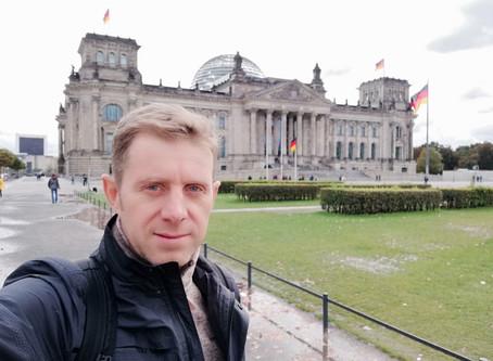 Марафонские истории. Берлин.