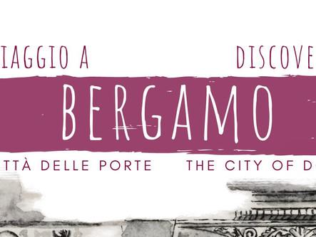 In viaggio a Bergamo - Il libro