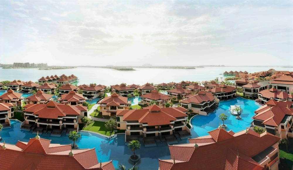 Anantara The Palm Dubai Residences, another project by Seven Tides