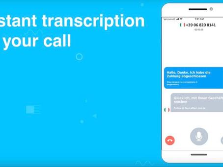 Cette application traduit vos appels en temps réel dans plus de 30 langues