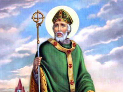 St. Patrick and the Ó Dochartaighs