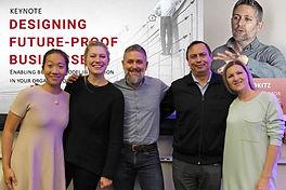 Keynote: Designing future-proof businesses