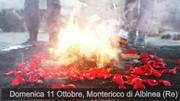 Cerimonia del Fuoco Maya per il WAQXAKIB BATZ. Il Rinnovo del Ciclo Annuale Energetico della Vita.