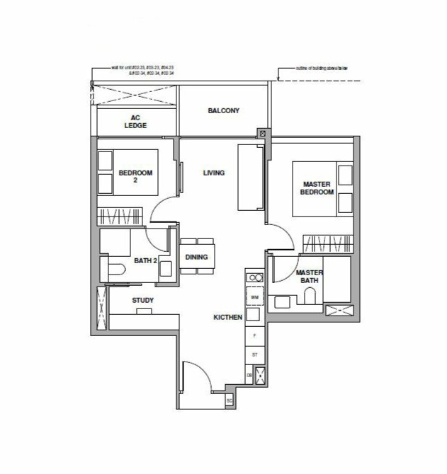 royalgreen floorplan
