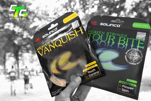 Solinco is part of the Charleston Tennis Circuit Journey!