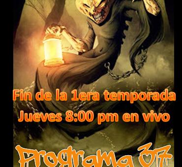 """""""Final de Temporada"""" La Orden del METAL!!! Prog 37"""