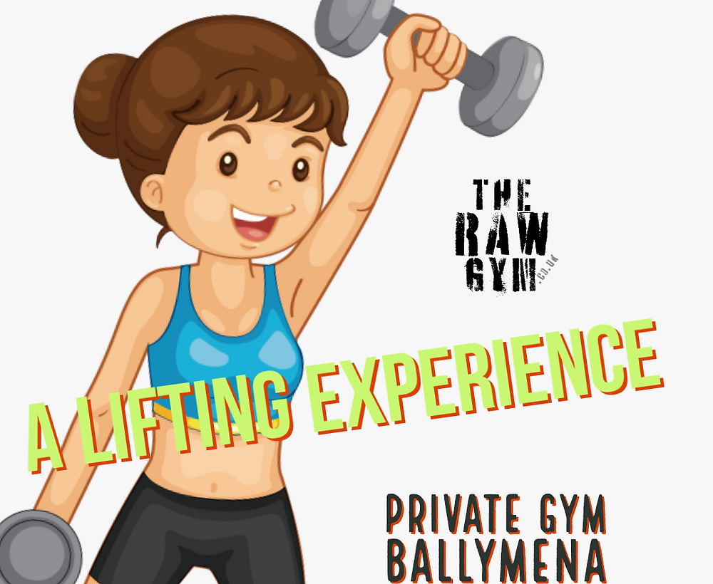 Private personal Training studio Ballymena