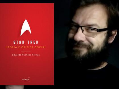 """""""O comunismo é realização integral do ser humano"""", diz autor que relaciona StarTrek ao comunismo"""