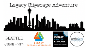 The victory and the struggle podcast, Infinite North, Find The Awesome, Legacy Outdoor Adventures, Juniper Canyon Recovery, Derek Daley, Matt Poinsett, Wilderness Therapy, #RXoffthecouch