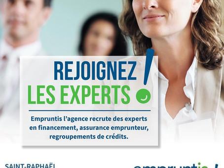 Envoyez votre CV à Empruntis l'agence