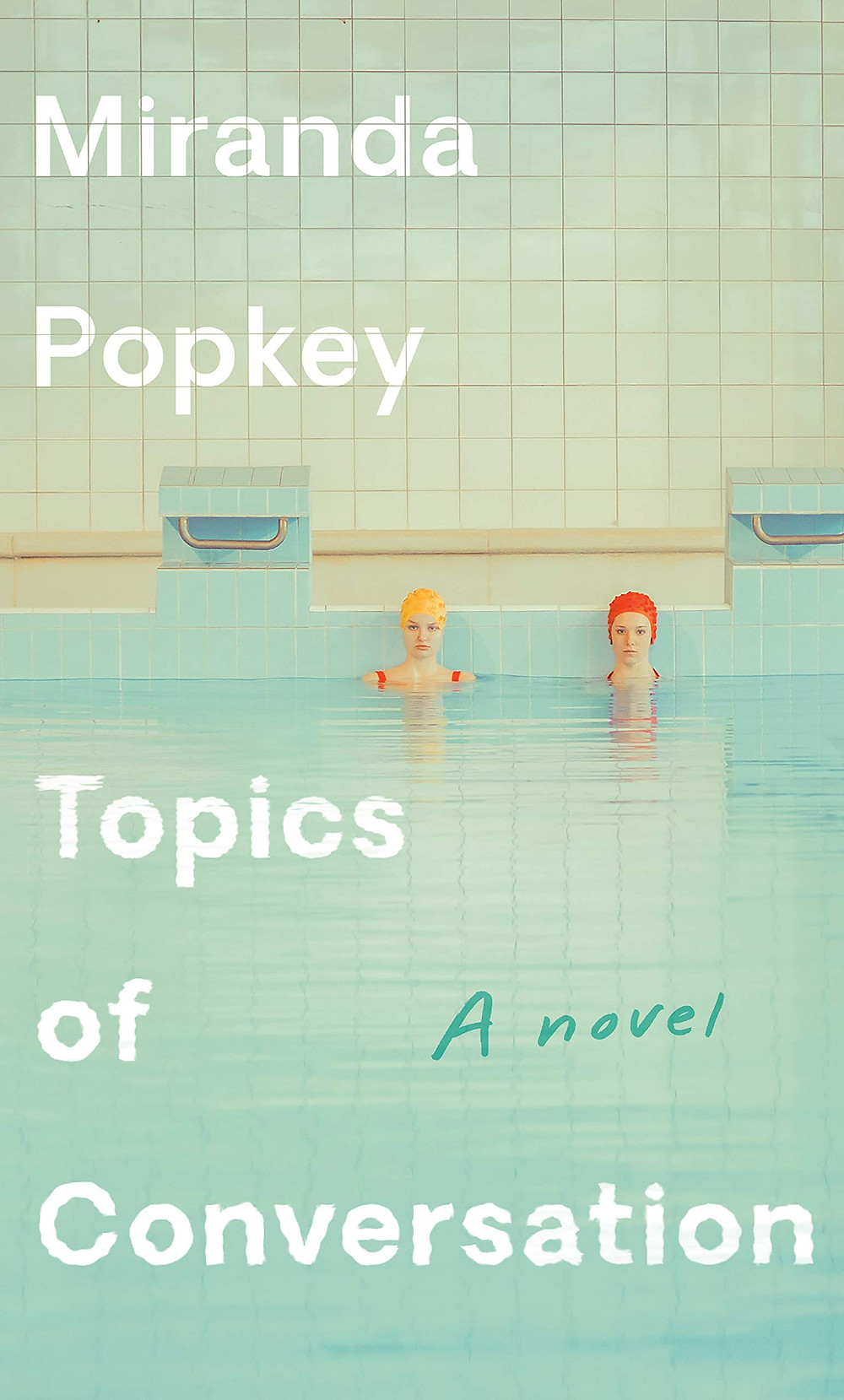 TOPICS OF CONVERSATION by Miranda Popkey : thebookslut book reviews the book slut