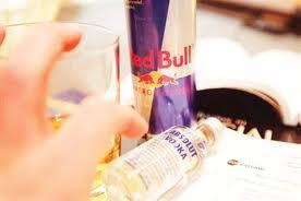 Redbull and Vodka