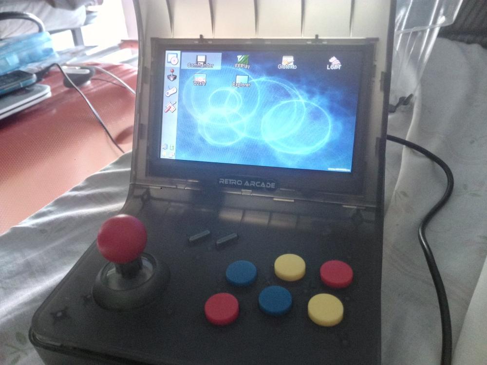Meet the Retro Mini Arcade (RS-07)