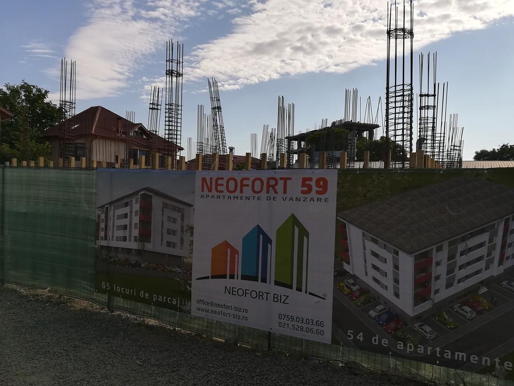 Ansambluri Rezidentiale finalizate, bloc finalizat, dezvoltator.