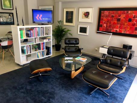 Nueva oficina de REURBANA en La Toja