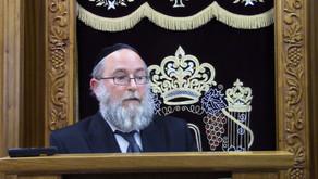 Rosh Kollel Addresses Philadelphia Community Kollel's Yeshivas Bein Hazmanim Program