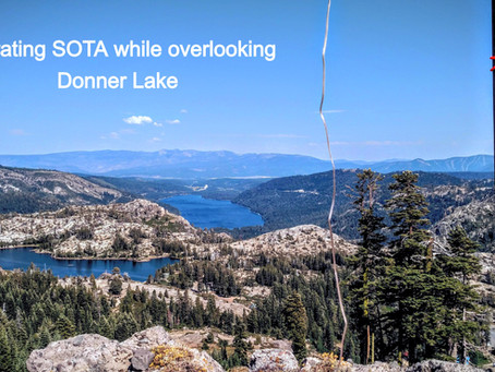 SOTA - What is it?  Why I do it