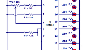 L46, 12Volt Battery Level Indicator