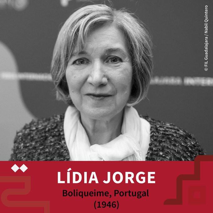 Literatura - Narradora viva más importante de Portugal, Lídia Jorge