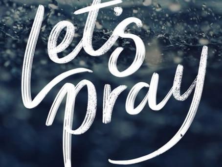**Tuesday Night Prayer**