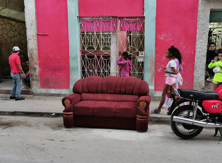 Life Spills Out into the Streets of Centro Havana