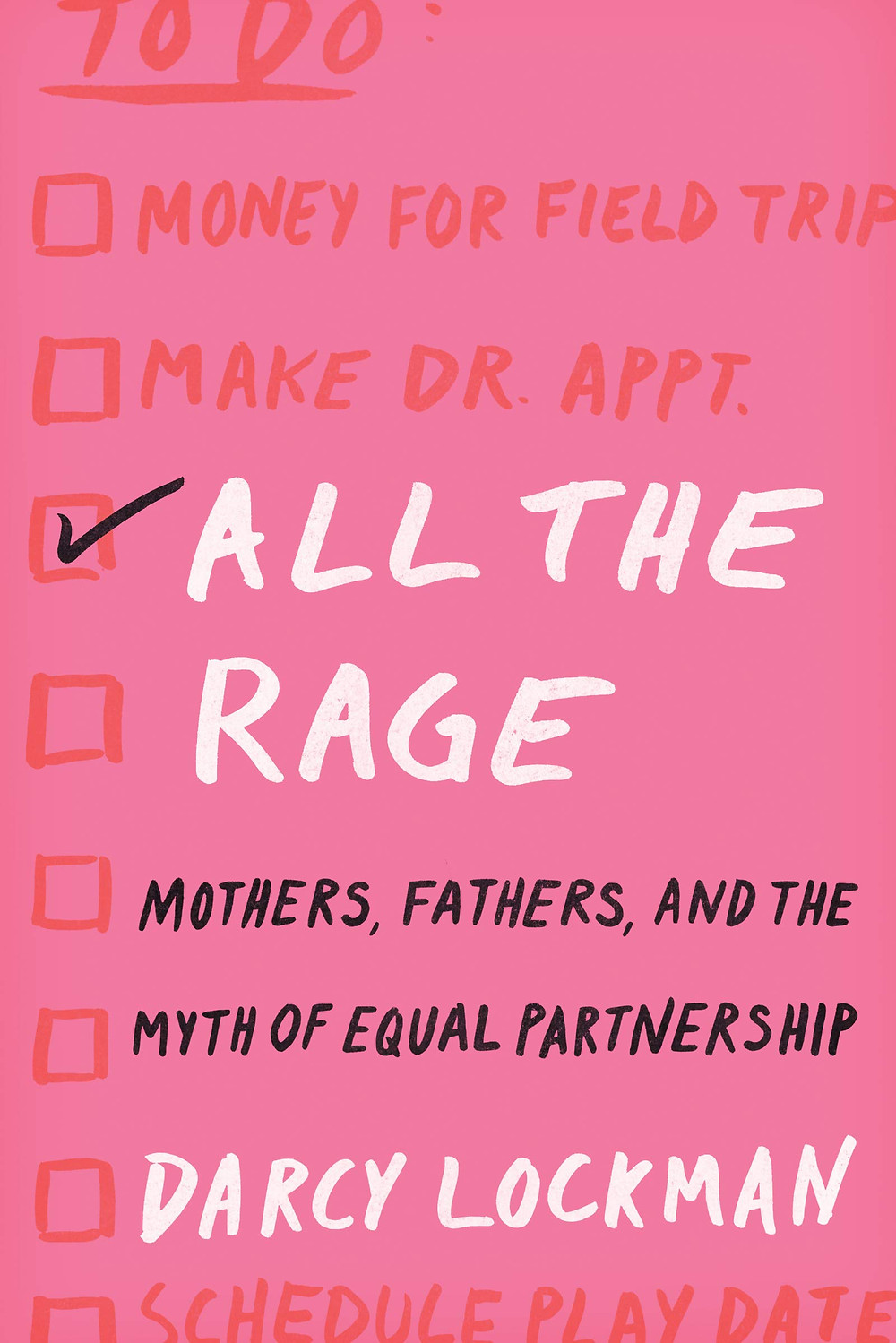 All the Rage by Darcy Lockman : the book slut book reviews