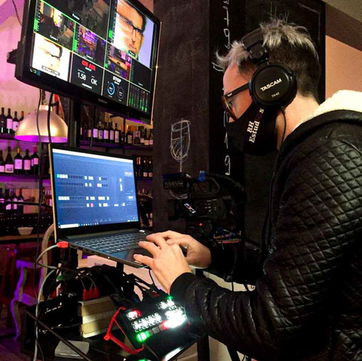 Protocolo para eventos por streaming