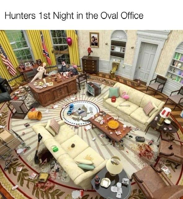 Funny Hunter Biden Memes