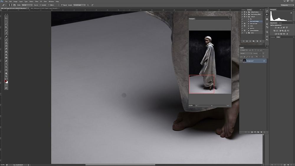 обработка фото урок