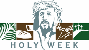 Holy Week Challenges Reflection