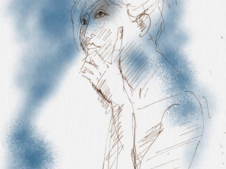 Mes Dessins du Lundi , sur tablette .