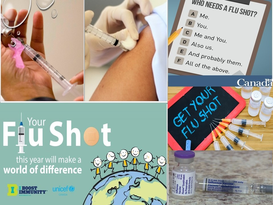 FLU SHOT(VACCINATION) IS IMPORTANT THIS YEAR
