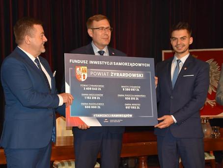 Fundusz Inwestycji Samorządowych w Żyrardowie
