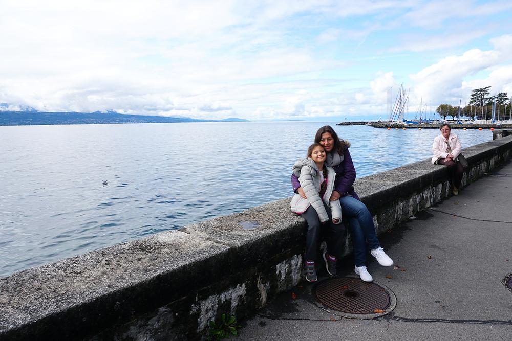 אגם ג'נבה שווייץ, ייעוץ לטיול באגם בשוויץ