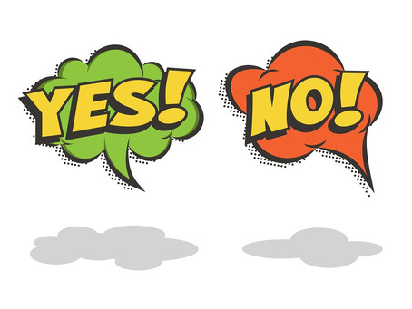 DRAMA GAMES: Yes / No Interviews - age 8-12s