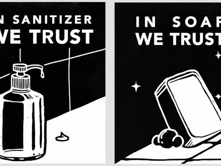 Entre lavage des mains à l'eau et au savon et gel hydroalcoolique : que choisir ?
