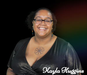 Kayla Huggins, OUTJAX Crew Member