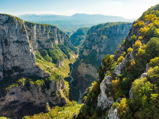 Vikos Gorge | Zagori | Guiness Listed Deepest Gorge in the World
