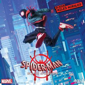 SE ANUNCIA FIGURA DE MILES MORALES DE SPIDER-MAN: INTO THE SPIDER-VERSE