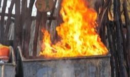 Dumpster Fire Election Questions