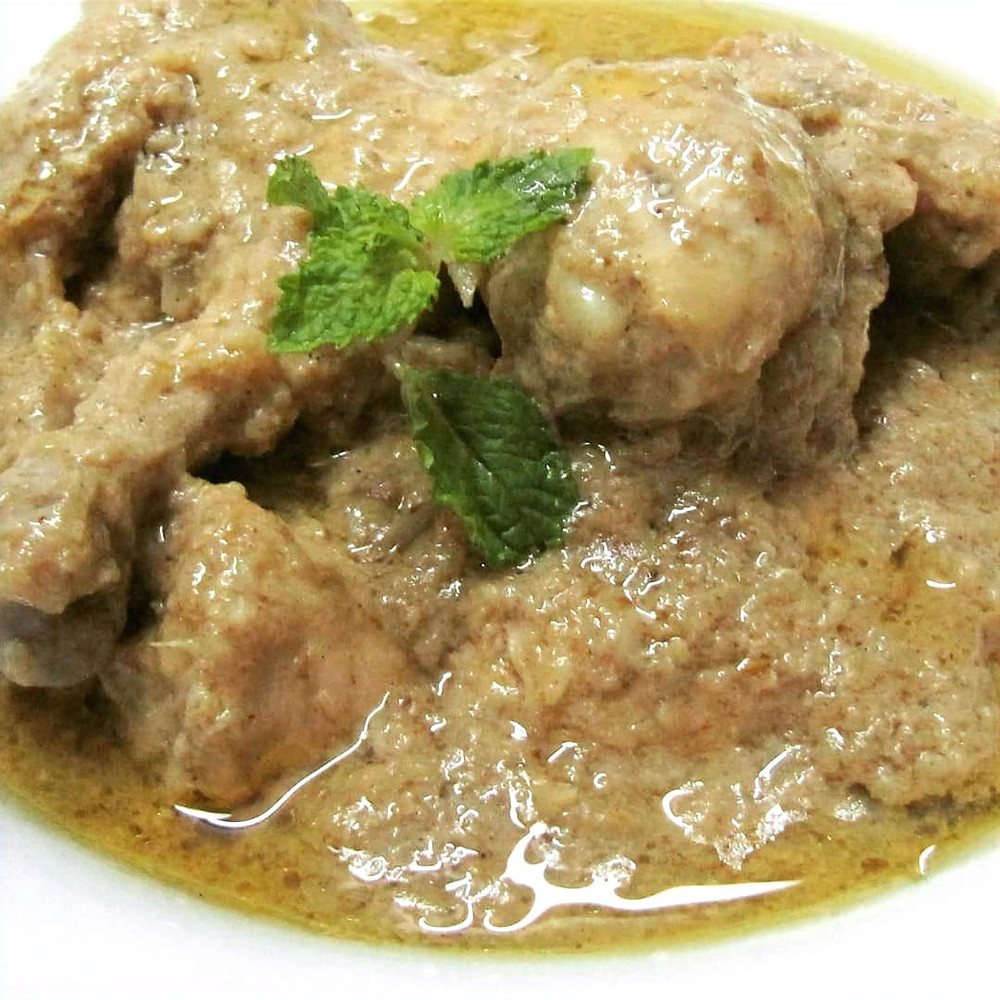 Chicken Curry with Yoghurt Recipe