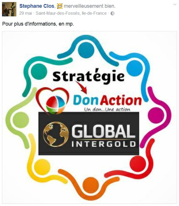 DONACTION fraude