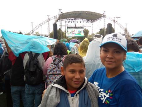 Segundo día en Ciudad de México