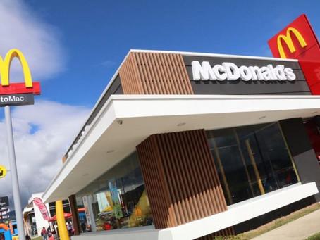 McDonald's sirve café carbono neutro de CoopeDota en todos sus restaurantes en Costa Rica