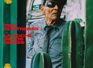 86歳を迎えたメキシコの伝説的ジャズ・ドラマー、ティノ・コントレラスが最新作『La Noche de los Dioses』を10月23日に発売